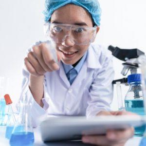 Investigador de laboratorio